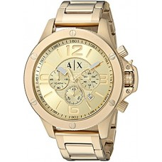 Armani Exchange Men's AX1504  Gold  Watch