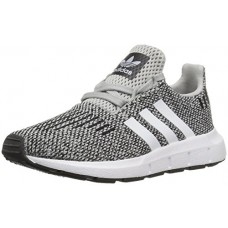 adidas Originals Boys' Swift Run I, Grey Two/White/White, 10 M US Toddler