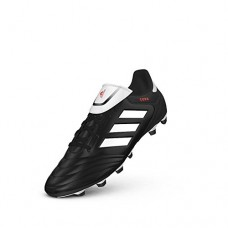 adidas Originals Men's Copa 17.4 FxG Soccer Shoe, Black/White/Black, (8 M US)