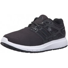 adidas Originals Men's Energy Cloud WTC m Running Shoe, Black/Utility Black/White, 10.5 M US