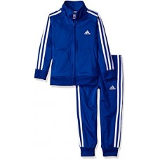 adidas Baby Boys Jacket Set, Collegiate Royal, 12M