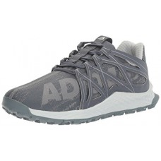 adidas Men's Vigor Bounce m Running Shoe, Grey/Onix/Metallic/Silver, 10 M US