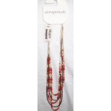 Aeropostale Necklace Beads of Design