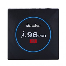 MXQ Pro 4K TV Box Android 6.0 Amlogic S905X Chip Quad Core 1GB/8GB 64 Bits True 4K Playing Dual Band Wifi HDMI 2.0 for Home Entertainment