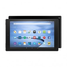 """Fire HD 10 Tablet with Alexa, 10.1"""" HD Display, 32 GB, Black (Previous Generation - 5th)"""