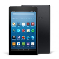 "Fire HD 8 Tablet with Alexa, 8"" HD Display, 32 GB, Black - with Special Offers"
