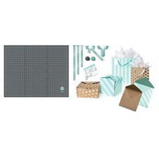 Template Studio Starter Kit by We R Memory Keepers | Includes 23 x 29-inch tri-fold mat, 5 template guides, cutting blade, scoring blade and instru...