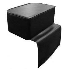 Booster Seat Salon Equipment (Black)