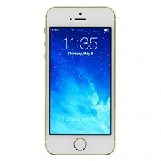 Apple iPhone 5S 16GB GSM Unlocked, Gold (Certified Refurbished)
