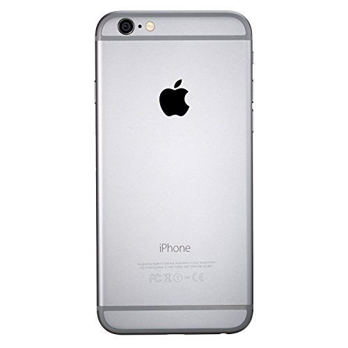 apple iphone 6 gsm unlocked 64 gb space gray certified. Black Bedroom Furniture Sets. Home Design Ideas