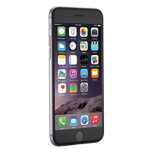 apple iphone 6 gsm unlocked 64 gb space gray certified refurbished. Black Bedroom Furniture Sets. Home Design Ideas