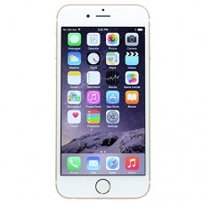 Apple iPhone 6, GSM Unlocked, 64GB - Gold (Certified Refurbished)