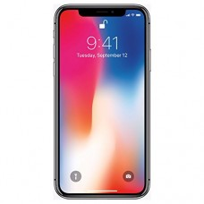Apple iPhone X 256GB A1901 Unlocked GSM Phone w/ Dual 12MP Camera - Space Gray