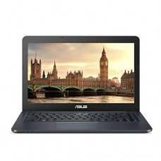 "ASUS L402WA-EH21 Thin and Light 14"" HD Laptop; AMD E2-6110 Quad Core 1.5GHz Processor,AMD Radeon R2 Graphics,4GB RAM,32GB eMMC Flash Storage,Window..."