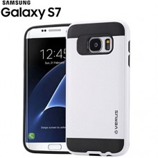 AW CASE for Samsung Galaxy S7 - forro estuche (White)