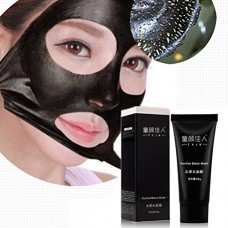 Remove Blackhead Facial Mask,Baomabao Deep Cleansing Black Mud Purifying Peel Off Facail Face Mask