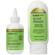 Callus Eliminator Bundle: Callus Eliminator 4oz. and Dry Heel Eliminator 4oz