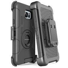 Note 5 Case, Galaxy Note 5 Case, BENTOBEN Samsung Galaxy Note 5 Case Shockproof Heavy Duty Hybrid Full Body Rugged Holster Protective Case for Sams...