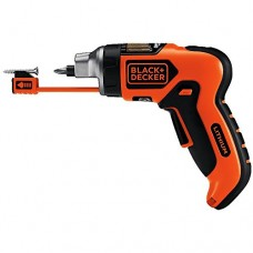 BLACK+DECKER LI4000 4-Volt Lithium-Ion SmartSelect Screwdriver with Magnetic Screw Holder