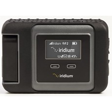 BlueCosmo Iridium GO! Satellite Phone Wi-Fi Hotspot for Voice, Messaging & Data with Prepaid BlueCosmo SIM