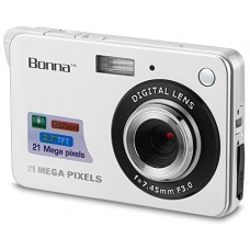 Bonna 21 mega pixels HD Digital Camera - Digital video camera - Students cameras - Students Camcorder - Handheld Sized Digital Camcorder Indoor Out...
