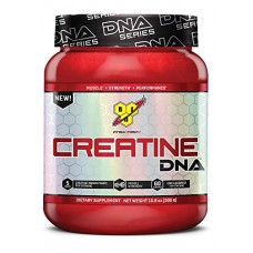 BSN Micronized Creatine Monohydrate Powder, Unflavored, 2 Months Supply-60 Servings