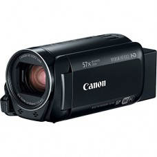 """Canon VIXIA HF R82 Full HD Camcorder with 57x Advanced Zoom, 1080P Video, Built-In Wi-Fi/NFC, 3"""" Touchscreen and DIGIC DV 4 Image Processor - Black..."""