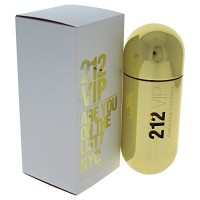 212 VIP By Carolina Herrera Eau De Parfum Spray for Women, 2.70-Ounce