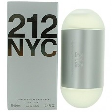 Carolina Herrera 212 Eau de Toilette Spray for Women, 3.4 Fluid Ounce