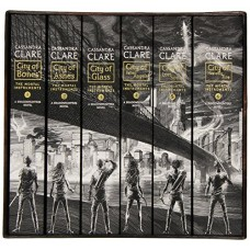 The Mortal Instruments, the Complete Collection(City of Bones/ City of Ashes/ City of Glass/ City of Fallen Angels/ City of Lost Souls/ City of Hea...