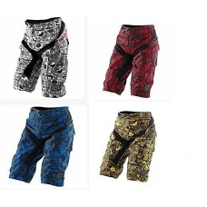 Troy lee designs TLD Shorts With Pad Bicycle Shorts MTB BMX DOWNHILL Mountain