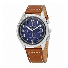 Citizen Men's Eco-Drive Stainless Steel Chandler Watch