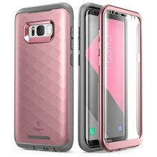 Galaxy S8 Case, Clayco [Hera Series] [Updated Version] Full-body Rugged Case with Built-in Screen Protector for Samsung Galaxy S8 (2017 Release) (R...