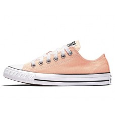 Converse Unisex Chuck Taylor All Star Low Top Sunset Glow Sneakers - 5 D(M)