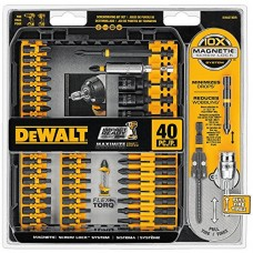 DEWALT DWA2T40IR IMPACT READY FlexTorq Screw Driving Set, 40-Piece