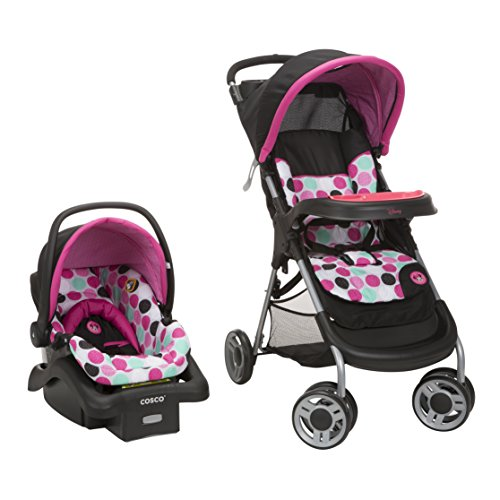 Disney Baby Minnie Mouse Lift Amp Stroll Plus Travel System