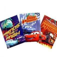 Disney Cars Small Gift Bag Set Of 3 - Disney Cars Party Gift Bags - Disney Cars Birthday Bags - Disney Cars Party Supplies