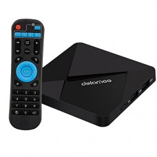 Dolamee D5 Tv Box 2GB RAM 16GB ROM Android 6.0 4K Smart Tv Box With Bluetooth 4.0 Support UHD HEVC Wifi 1080P
