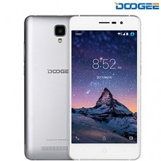 """DOOGEE X10, Unlocked Cell Phones - Dual Sim Smartphone With 5.0"""" IPS Display - Android 6.0 - 8GB ROM - 2MP+5MP Dual Camera - 3360mAh Battery - GSM ..."""