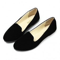 Dormery Spring Autumn Loafers Women Shoes Ladies Flat Shoes Ballet Flats Woman Ballerinas Casual Shoe Sapato Zapatos Mujer Womens Loafer Black 5.5