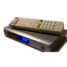 DVB S2 HD Satellite Receiver, Free to air FTA with AC3 1080P blind scan. Great for C Band and KU Band satellites like Galaxy 19, 97 west. Also grea...