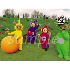 Teletubbies Edible Cake Toppers Edible Image Cake Toppers Frosting Sheets