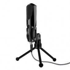 PC Microphone, ELEGIANT Plug & Play Streaming Live Broadcast Home Studio USB Condenser Computer Microphone for Skype, YouTube Recording, Google Voi...