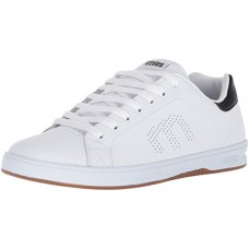 Etnies Men's Callicut LS Skate Shoe, White/Black/Gum, 11.5 Medium US