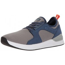 Etnies Men's Cyprus SC Skate Shoe, Grey/Navy, 11.5 Medium US