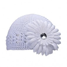 FEITONG(TM) Lovely Cute Baby girl's Flower Hats Baby Hats hat winter autumn