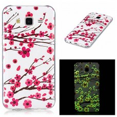Galaxy J7 2015 Case, Firefish Night-luminous Glow In The Dark Fluorescence Soft Gel Anti Skiding Silicone Cell Phone Back Cover for Samsung Galaxy ...