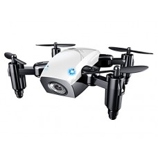 FLYZOE Pocket RC Drone 2.4GHz 6-Axis Gyro WIFI FPV Quadcopter With Wide Angle 720P HD Camera