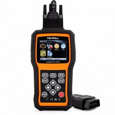 FOXWELL NT414 OBD2 Automotive Scanner OBD Engine ABS Airbag SRS Transmission EPB Reset Auto Scaner Automotriz Diagnostic Tool