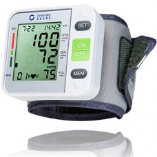 Clinical Automatic Blood Pressure Monitor FDA Approved by Generation Guard with Large Screen Display Portable Case Irregular Heartbeat BP and Adjus...